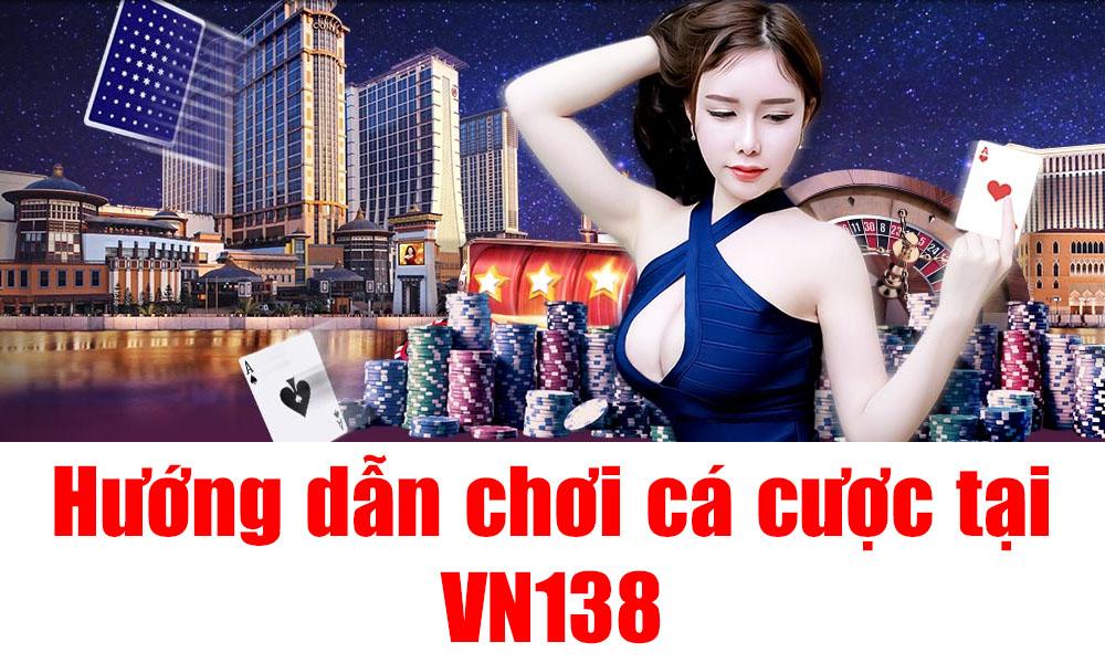 Hướng dẫn chơi cá cược VN138