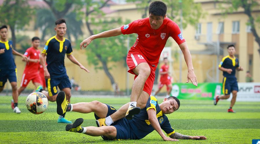 Bóng đá phủi dành cho đa dạng nhiều đối tượng người chơi