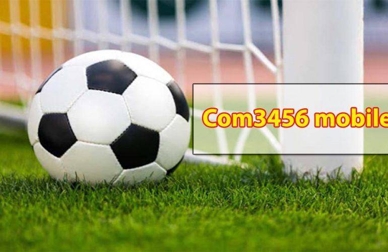 Danh sách link đăng nhập vào Com3456 mobile không bị chặn