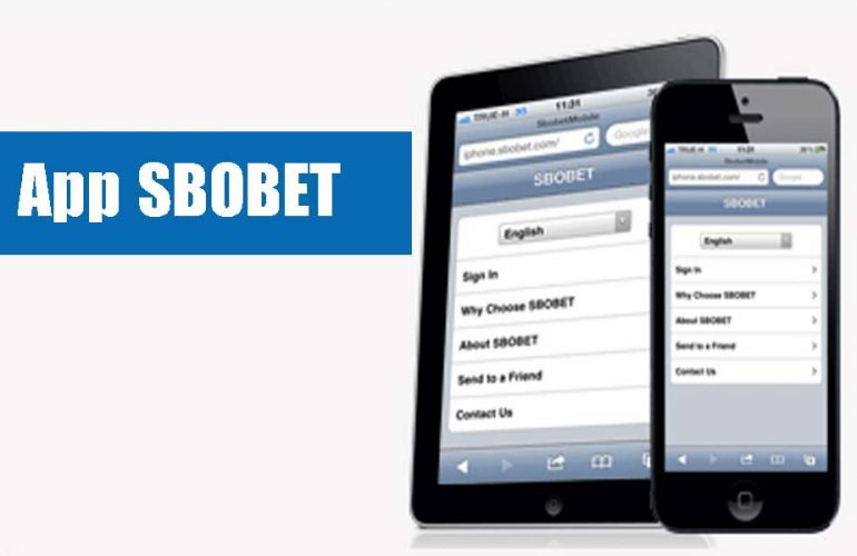 Thông tin về App SBOBET trên điện thoại