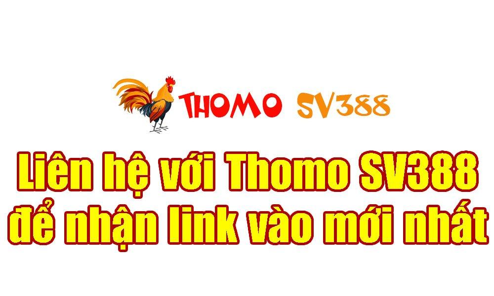 ThomoSV388 hỗ trợ cập nhật link vào SV388